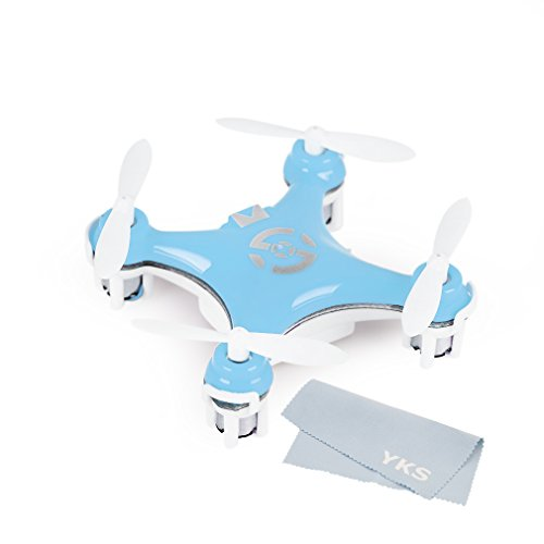 YKS Cheerson CX-10 Mini 29mm Diameter 4CH 2.4GHz 6 Axis Gyro RC Quadcopt