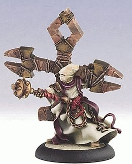 Privateer Press Protectorate of Menoth - Holy Zealot Monolith Bearer Model Kit