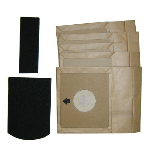 Bissell Vacuum Bags front-17110