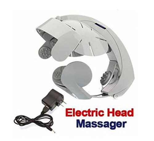 Electric Head Massager Scalp Massage Relax Acupuncture Points by STCorps7 (Hair Massager Electronic compare prices)