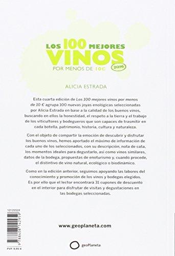 Los 100 mejores vinos por menos de 10€. edición 2016