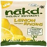 Nakd Lime Infused Raisins 25g