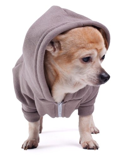 american-apparel-flex-fleece-dog-zip-hoodie-pewter-m