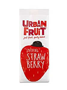 Urban Fruit Strawberries 90 g (Pack of 10)