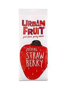 Urban Fruit Strawberries 90 g (Pack of 10)