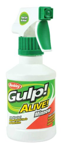 Berkley Gulp Alive Minnow Scent Spray, 8-Ounce