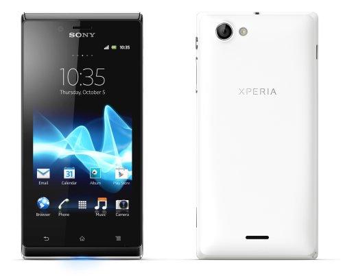 SONY Xperia V SIMフリー(海外携帯) (ホワイト)