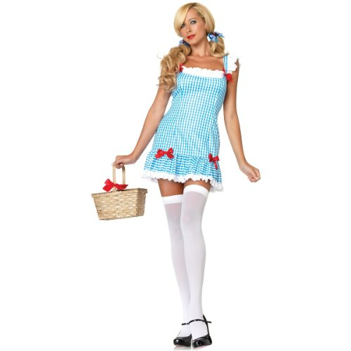 Darling Dorothy Costume - Medium/Large - Dress Size 8-12