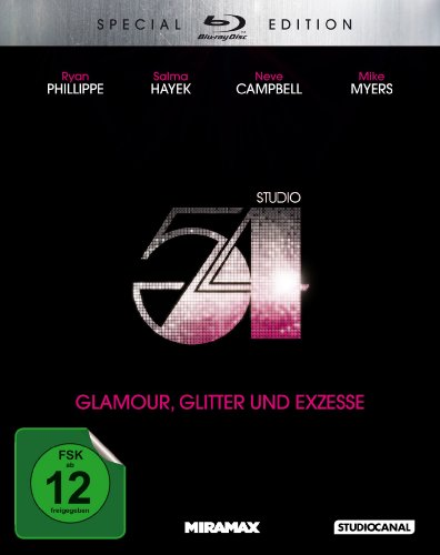 Studio 54 [Alemania] [Blu-ray]