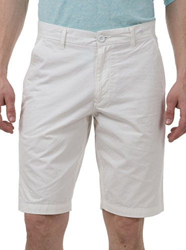 Freecultr White Colored Casual Shorts