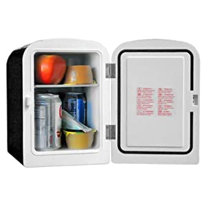 Personal Mini Fridge Cooler / Warmer BLACK