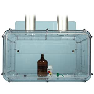 Bel-Art 500202010 Scienceware 2x1 Clear View Fume Hood