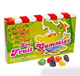 Candy Crush Saga Sour Gummies Box 3.5oz (99g) x1