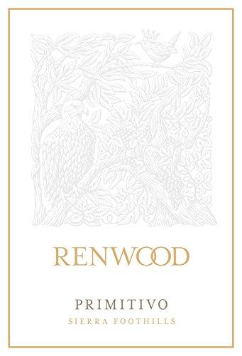 2011 Renwood Primitivo Sierra Foothills 750 Ml