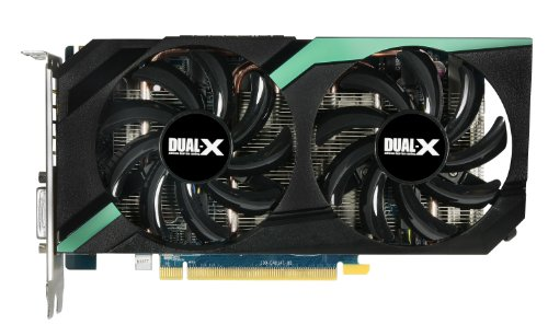 Sapphire Radeon HD 7870 GHZ OC 2 GB 256 -bit