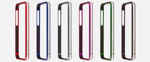 【SWORD5+正規品】 iPhone5専用 SWORD5+ アルミバンパー