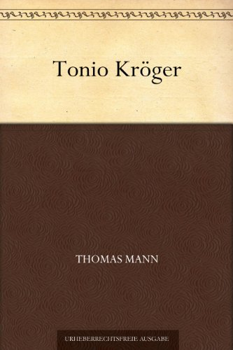 tonio-kroger-german-edition