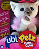 Ubi Petz White Siamese Cat