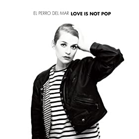 Cover image of song Change Of Heart by El Perro del Mar
