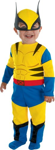 Wolverine Costume - Infant