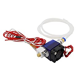 Imported Hotend Wade Direct Extruder Fan 1.75mm Filament Nozzle 0.5mm for 3D Printer