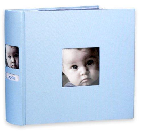 Pearhead Side Photo Album, Blue