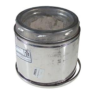 Selkirk Metalbestos 6UT-36 6-Inch X 36-Inch Stainless Steel Insulated Chimney Pipe