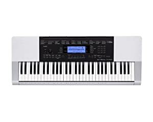Casio CTK-4200AD 61 Key Piano Style Touch Response Keyboard with AC Adapter