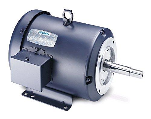 7.5 Hp 3450 Rpm 184Jm Frame Tefc 208-230/460 Volts Leeson Electric Motor # G131582