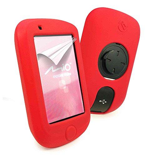 e-volve-funda-de-silicona-para-mio-cyclo-505-500-series-rojo