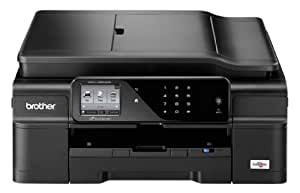 Brother MFC-J650DW A4 All-In-One Colour Wireless Multifunction Inkjet Printer