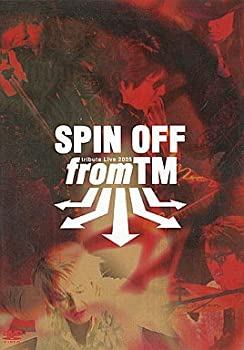SPIN OFF from TM-8songs,and more.- [DVD]
