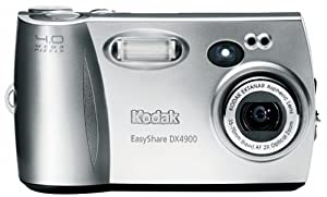 Kodak EasyShare DX4900 4MP Digital Camera w/ 2x Optical Zoom