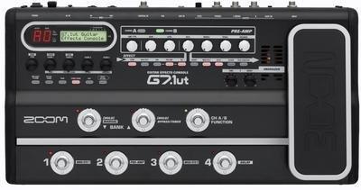 ZOOM ギターエフェクツコンソール G7.1ut