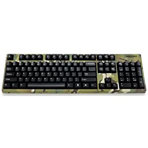 Camo Filco Majestouch-2, NKR, Tactile Action, USA Keyboard FKBN104M/EMU2