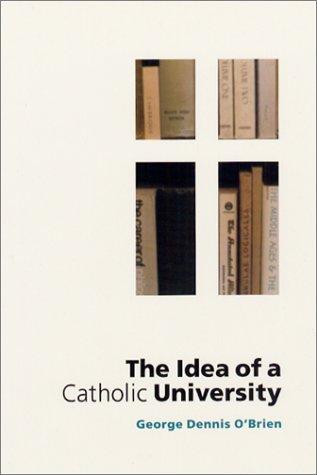 Image for The Idea of a Catholic University