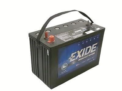 Exide XMC-31 MEGACYCLE AGM-200 Sealed Maintenance Free (AGM) Marine Battery