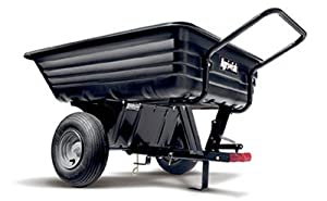 Agri-Faborporated 45-0345 Garden Cart, Convertible Push & Pull, 350-Lb. Capacity from Agri-Faborporated