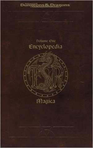 ENCYCLOPEDIA MAGICA, VOLUME 1 written by Dale Henson