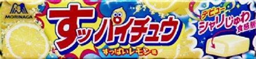 On 12-12 drops lemon sour Morinaga be Ppaichuu...