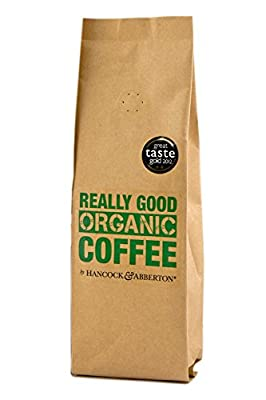 Really Good Organic Coffee Roasted and Ground 250 g