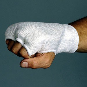 ProForce Fist Protector - White #8313