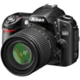 Nikon D80 10.2MP Digital SLR Camera Kit with 18-135mm AF-S DX Zoom-Nikkor Lens