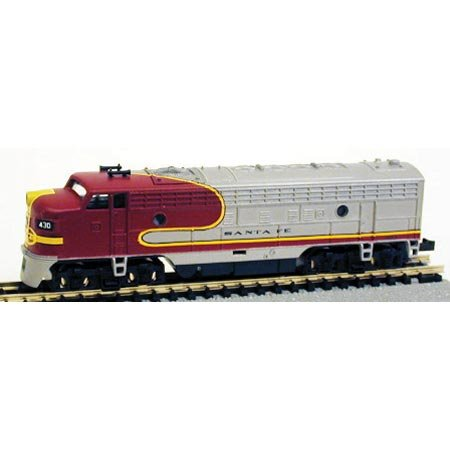 N RTR FP7 Phase II, SF - Buy N RTR FP7 Phase II, SF - Purchase N RTR FP7 Phase II, SF (Model Power, Toys & Games,Categories,Play Vehicles,Trains & Railway Sets)