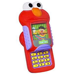 Sesame Street - Elmo Cell Phone
