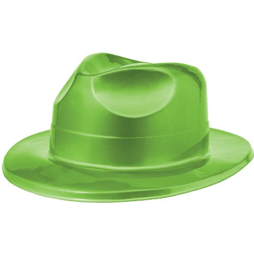 Disco Fever Green Fedora