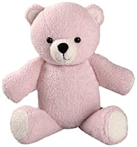 Nature's Approach Cozy Teddy Bear Aromatherapy Hot/Cold Pack One Size, Pink