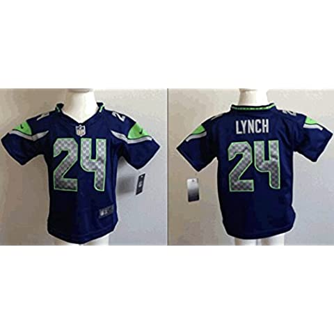 outlet store 1b49d c1028 Amazon.com : Marshawn Lynch Seattle Seahawks Home Jersey ...