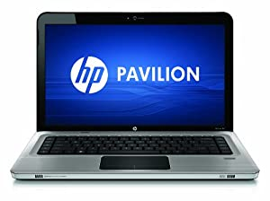 HP Pavilion dv6-3230us Entertainment Laptop (Silver)