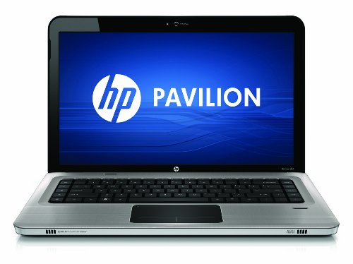 HP Pavilion dv6-3240us 15.6-Inch Entertainment Notebook PC - Silver